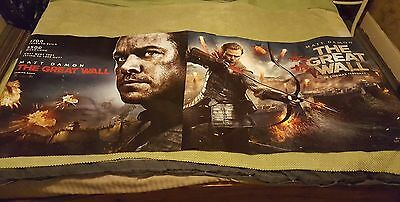 The Great Wall  Quad Posters