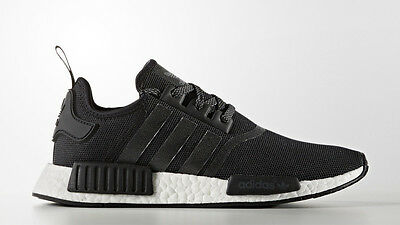 Adidas NMD  Sport R1 NMD Black White All sizes Men Women Limited