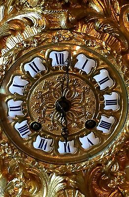 Antique Clock For the pendulum Amours of Louis-Philippe Period 19th