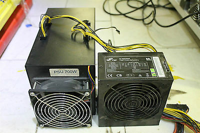 450GH AntMiner S3 Bitcoin Miner