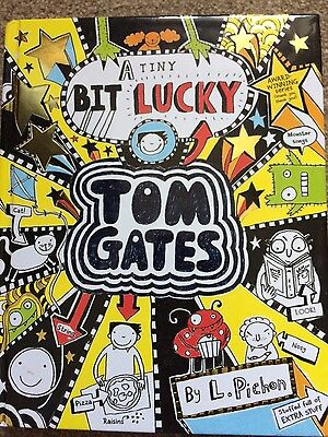 tom gates book hardcover new condition