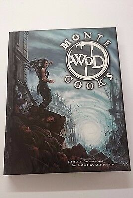 Monte Cook's World of Darkness D20 RPG