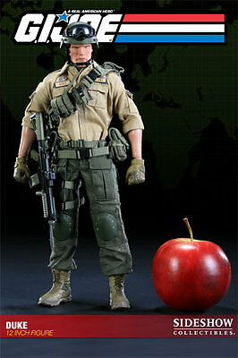 "First Sergeant Code Name Duke G.I. Joe Military Army 12"" Figur Sideshow"