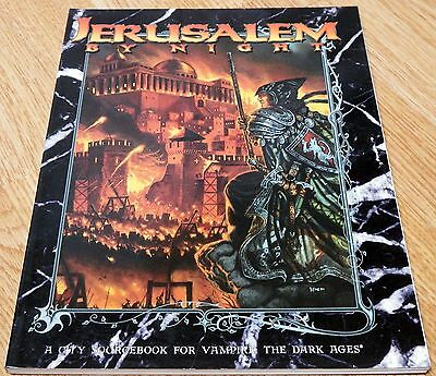 Vampire: The Dark Ages – Jerusalem by Night
