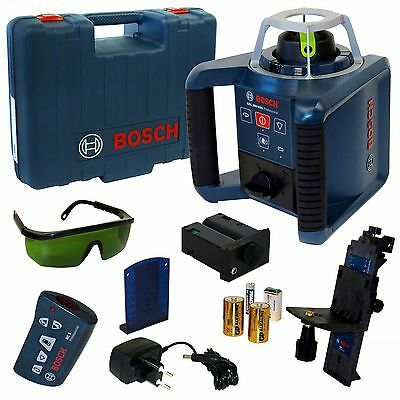 Bosch GRL 300HVG 0601061700 Laser rotary GREEN with remote control RC1