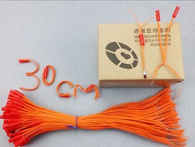 30 Pcs 0.3M Cold Fireworks Firing system AC electric igniter 0.45mm Copper wire