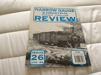 Narrow Gauge And Industrial Review No 26