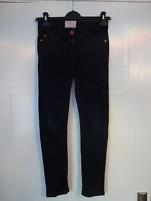 Girls blue Next jeans age 10 years