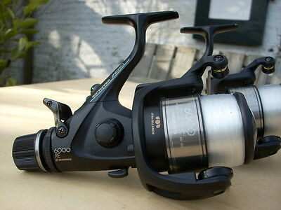 From REBE REELS: 2x Shimano baitrunner aero 6000re  VGC