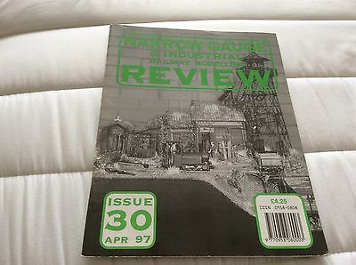 Narrow Gauge And Industrial Review No 30
