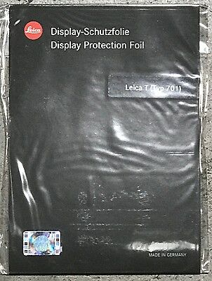 Leica Screen Protection Film for Leica T Digital Camera (2-Pack) #18806