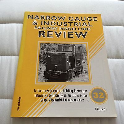 Narrow Gauge And Industrial Review No 32