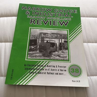 Narrow Gauge And Industrial Review No 38