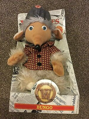 The Wombles Bungo Boxed Vintage By Golden Bear