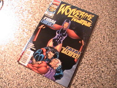 Wolverine Days Of Future Past  # 3    Marvel Comics