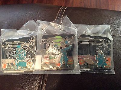 DISNEY Pin LE 500 -GUS EZRA  Phineas Haunted Mansion Hitchhiking Ghost Surprise