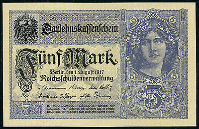 Germany 5 mark 1906, P-56b, UNC