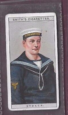Smiths Naval Dress And Badges