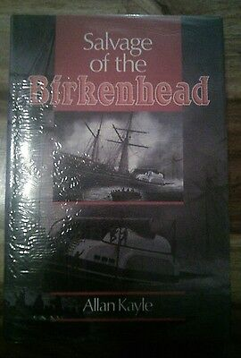 The salvage of the Birkenhead by Allan Kayle