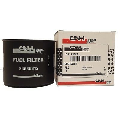 New Holland Fuel Filter Part # 84535312