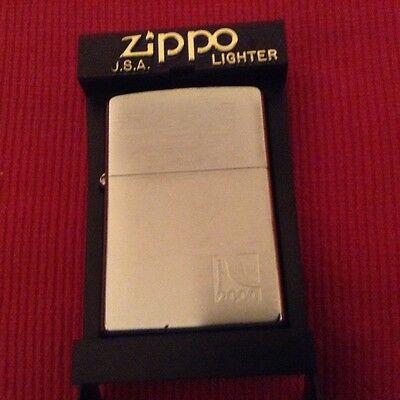 18 year old Collectable Stylish Zippo Lighter (boxed new-never used)