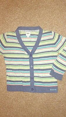 Gorgeous Ted Baker Cardi 18-24 Months