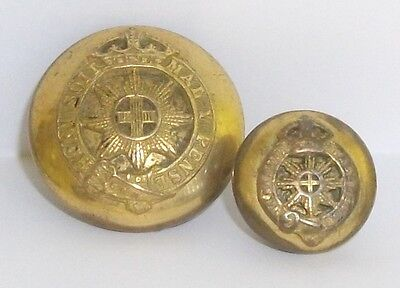 Royal Windsor Buttons 23mm & 15mm Worn By Royal Family & Very Senior Courtiers