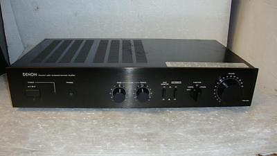 DENON PMA-250  Great Stereo Amplifier Made In Japan-Superb Sound