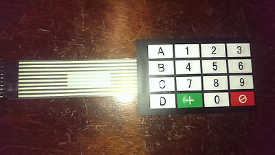 Brand New Multi-Max Kcup Or Combo Vending Machine Keypad