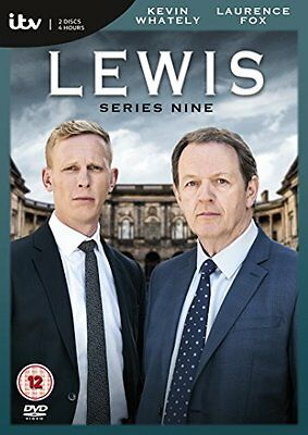 Lewis - Series 9 [DVD][Region 2]
