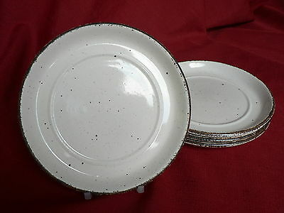 4 Midwinter Stonehenge Creation side / tea plates   6¾ inches