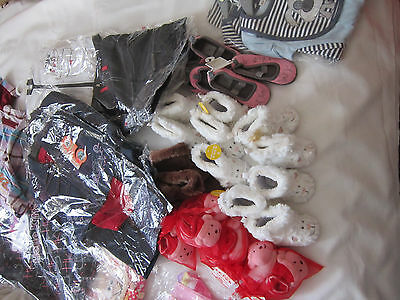 wholesale Job lot Brand New baby/kids clothes,shoes and boots