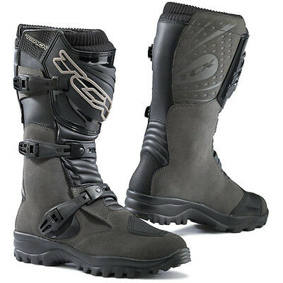 Tcx Track Evo Waterproof Touring/adventure Boots.grey. Brand New In Box. $250.00