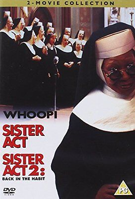 Sister Act 1/Sister Act 2 [DVD][Region 2]