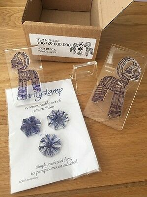 Clarity Stamps - Yule Goats Kit Set NEW