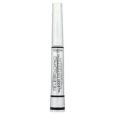 L'Oréal Paris Telescopic Clean Definition, Black 8 ml