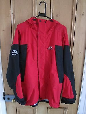Mountain Equipment Changabang Gore-Tex XCR waterproof jacket (Mens Medium)