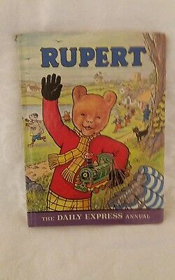 Rupert annual 1976 Rupert bear book 1976