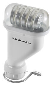 Gourmet Pasta Press Atchmnt for St& Mixers (by Kitchenaid)