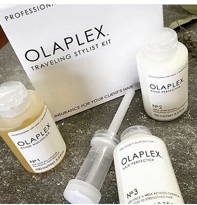 Authentic OLAPLEX 100mls of Each No's 1, 2 & 3▪️FREE EXPRESS DELIVERY▪️