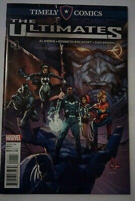 Timely Comics The Ultimates #1 reprints #1-3 Marvel 2016 vfn P&P Discounts