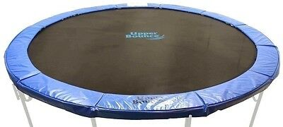 UPPER BOUNCE 15 Ft Premium Trampoline Replacement Safety Pad Spring Round Cover