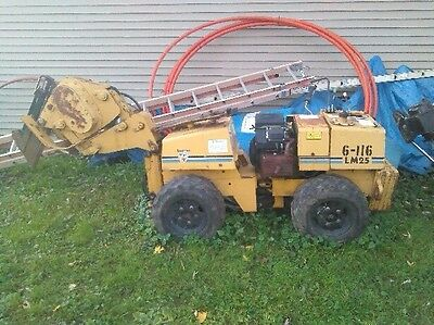 Vermeer LM25 Vibratory Drop Plow Ditch Witch