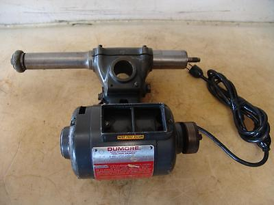 Dumore #5-021 Tool Post Grinder For Lathe 1/2 Hp