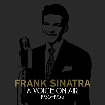 Frank Sinatra - A Voice On Air (19351955) [CD]