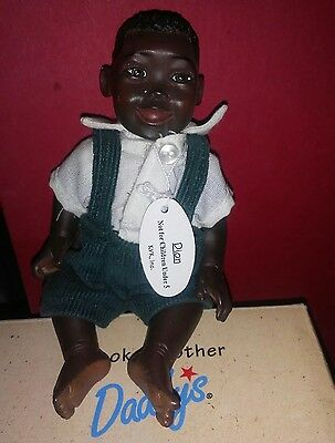daddys day babies dion pocket doll
