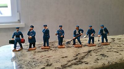 Personnages  Echelle O 1/43  Train Marklin Hornby Dinky-Toys
