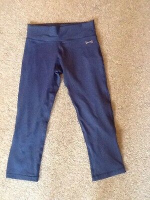Ladies Usa Pro Capri Leggings Womens Size 10 Training, gym, yoga, dancing, sport