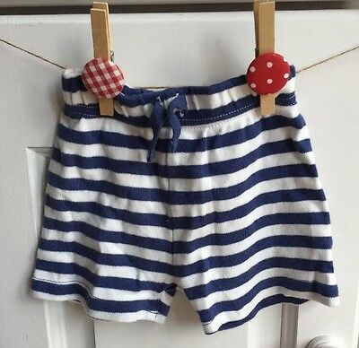 Baby Boys Shorts 0-3 Months By George