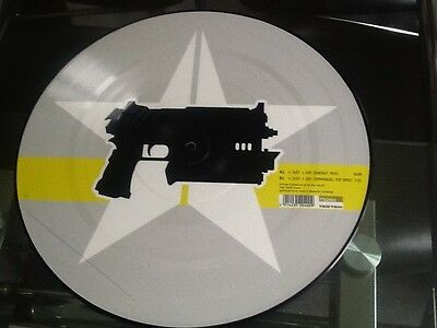 KAI TRACID 4 JUST 1 DAY Picture Disc
